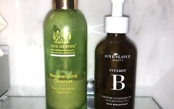 coming clean-the best organic face washes