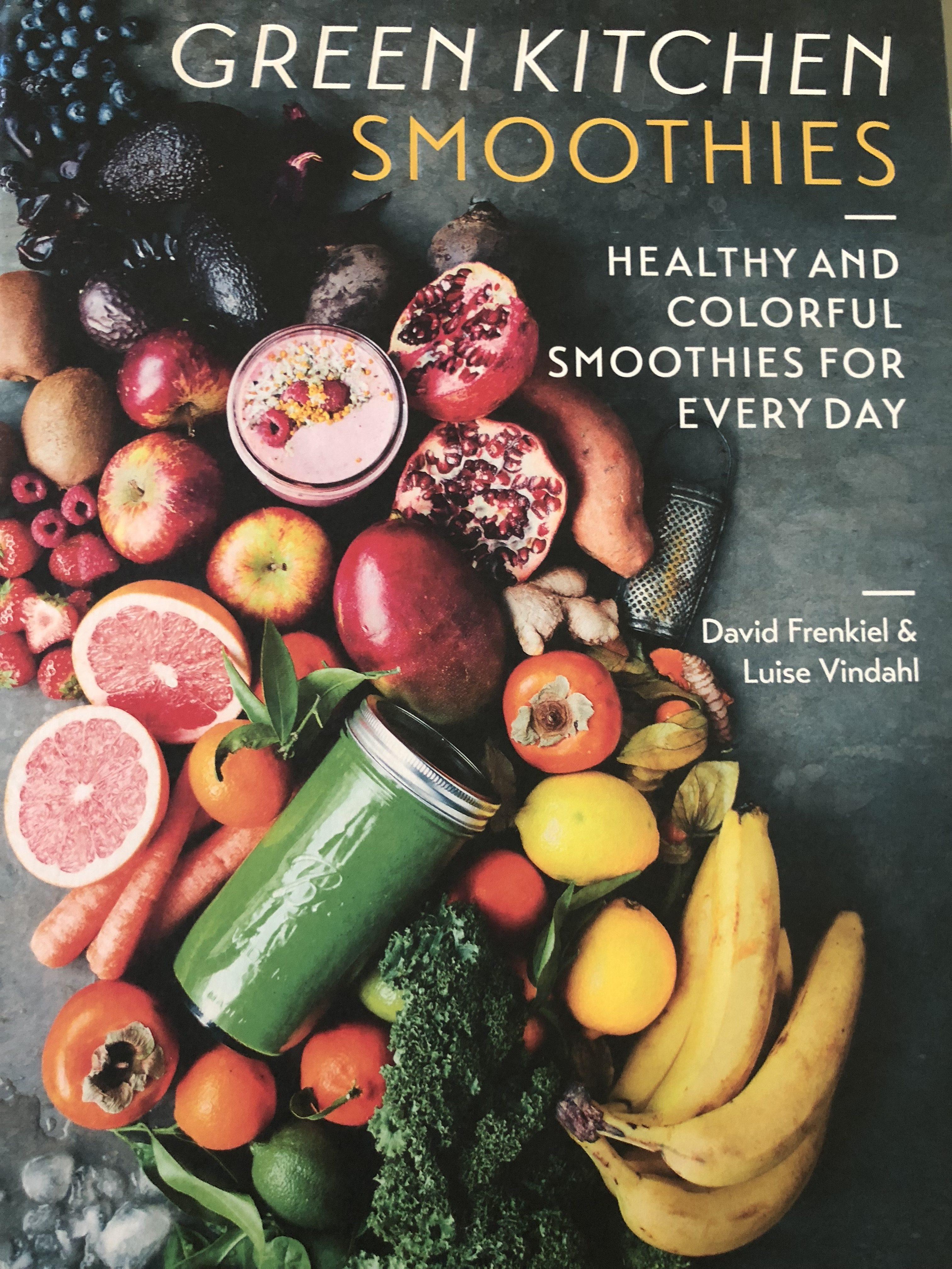 green kitchen cookbook