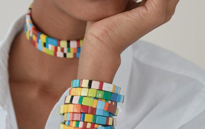 Roxanne Assoulin bracelets