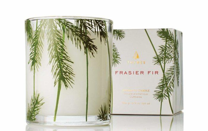 Thyme frasier candle