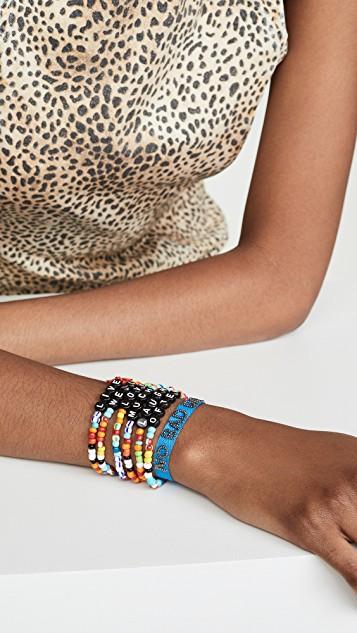 Roxanne Assoulin camp bracelets
