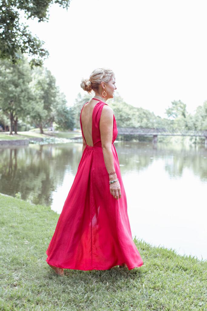 Three Graces of London dress